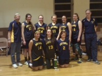 Holy Family Senior Girls  2011 Champions!