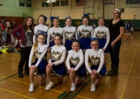 Holy Family Cheerleaders